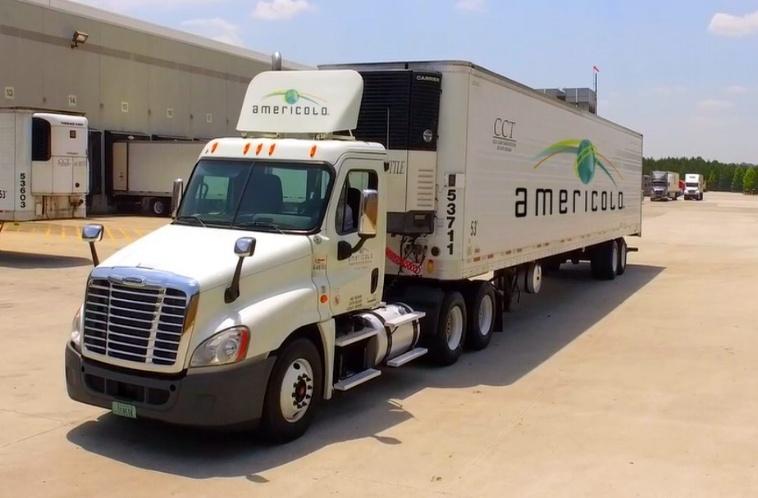 Americold truck